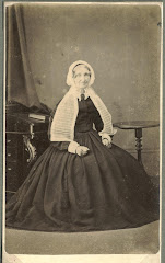 Mary Symonds, nee Stone (1791-1881), wife of D12 John Symonds