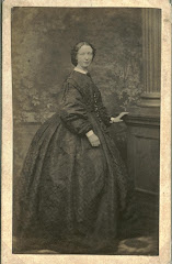 Jane Symonds (nee Stickland) 1816-1877 wife of E12 Giles Symonds