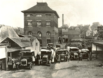 Mellersh & Neale Fleet. c1933