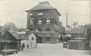Another view of the Brewery yard, c1930