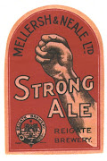 Strong Ale, 1938,