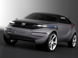 Dacia Duster Concept Car Wallpapers
