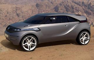 Dacia Duster Concept Car Wallpapers