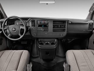 2011 GMC Savana 1500 Cargo Van