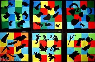 b art z elementary art shapes geometric or organic