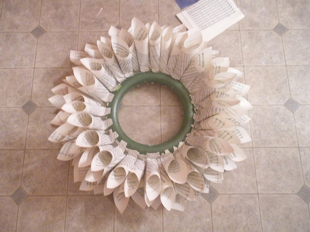paper wreaths Gifts of the holy spirit ~ paper plate craft {spanish, too} catholic church birthday party ~ cake topper  easy advent wreath for kids.