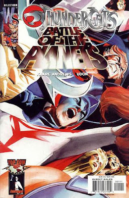 Thundercats Complete on Pt Comix  Battle Of The Planets Thundercats   Complete