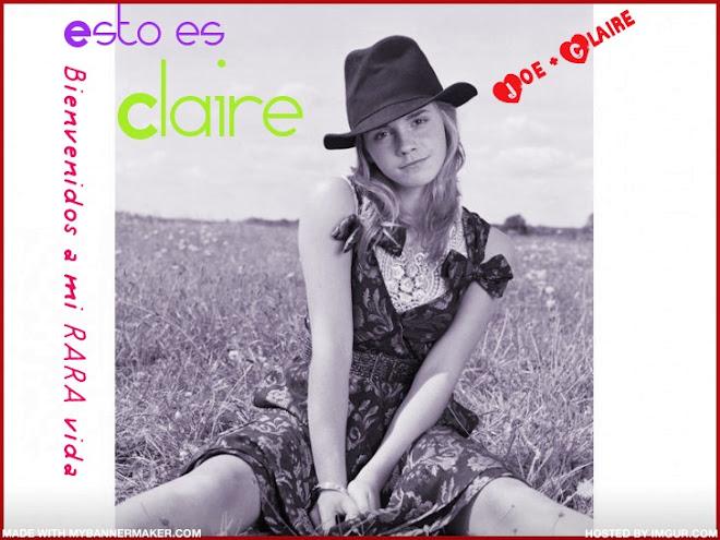 Esto es Claire