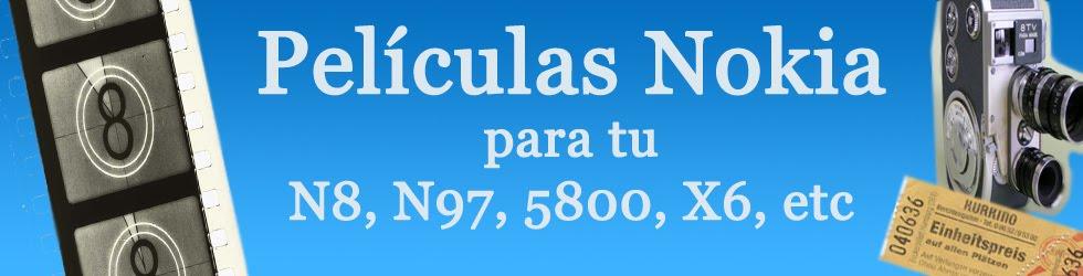 Peliculas para Nokia N8 C7 X6 5800 N97 Samsung Galaxy HTC