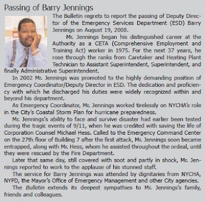 Barry Jennings Mystery | Lobster House
