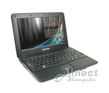 Netbook Advan di Alnect