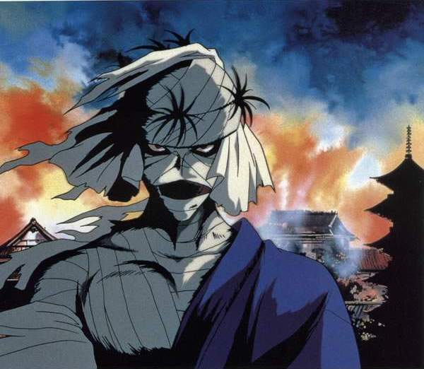 Samurai X: Shishio s faction - Wallpaper