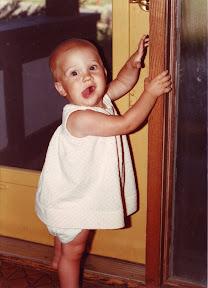 Baby Katie.