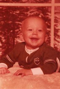 Baby Travis.