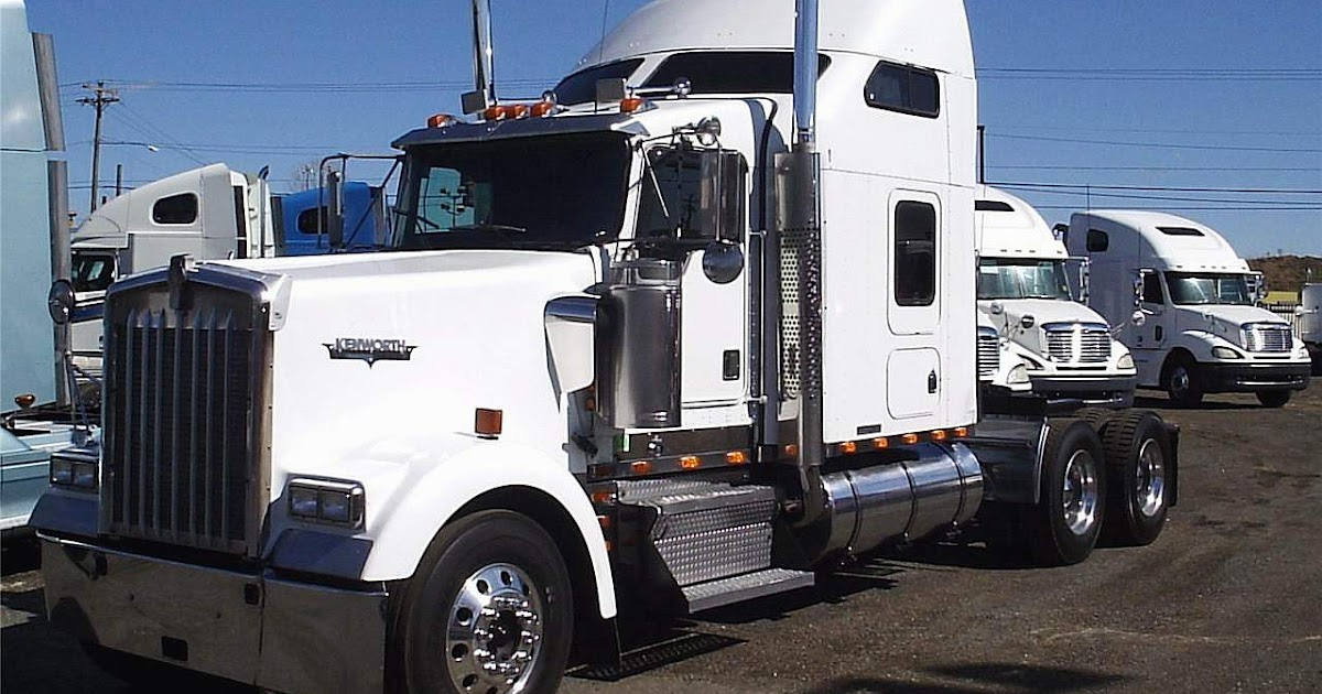 wanna buy a truck   1997 kenworth w900