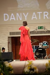 Dany Atrache collection from Nigeria Next Super Model 2010 Fashion Parade.