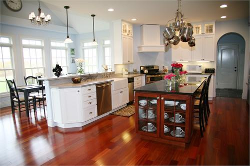 princess crowns and pearls: dream kitchen