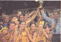1998-1999  ŞAMPİYONU