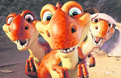 walk the dinosaur download ice age 3