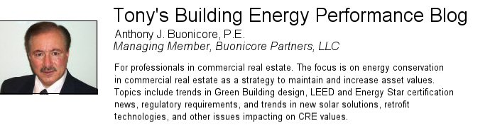 Tony's Building Energy Performance Blog