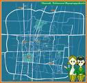 Peta Kota Jogjakarta
