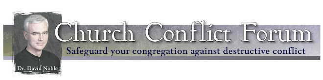 Church Conflict Forum