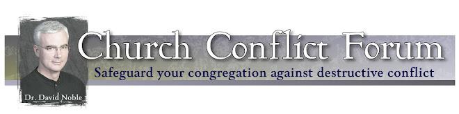 Church Conflict Forum