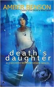 Death's Daughter [Livre] 34541270