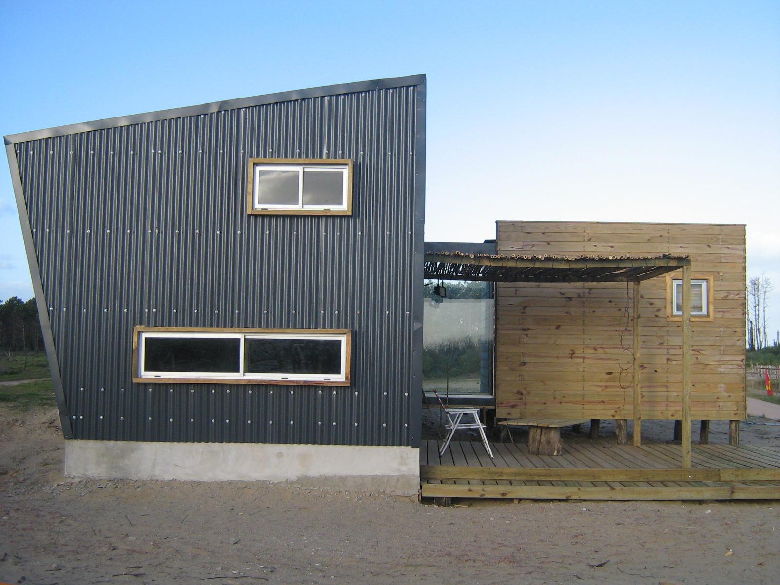 Ventiluz Baño Medidas:capybaraconstrucciones: Galpon-Tinglado-Obrador-Vivienda 17m2