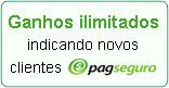 Abra sua conta PagSeguro e comece a aceitar cartões de crédito e pagamentos online, imediatamente.