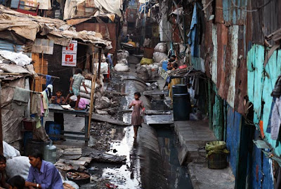 squatter settlements in india essay
