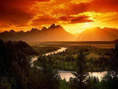 paisajes hermosos de la naturaleza. Que es un paisaje?