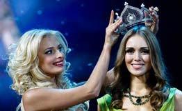 мисс россия ксения сухинова
