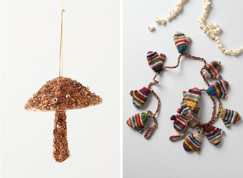 lauren may with love: anthropologie christmas