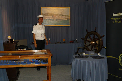 exponaval expo naval museo