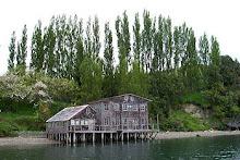 arquitectura Castro Isla de Chiloé