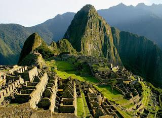 Macchu Picchu (Peru)