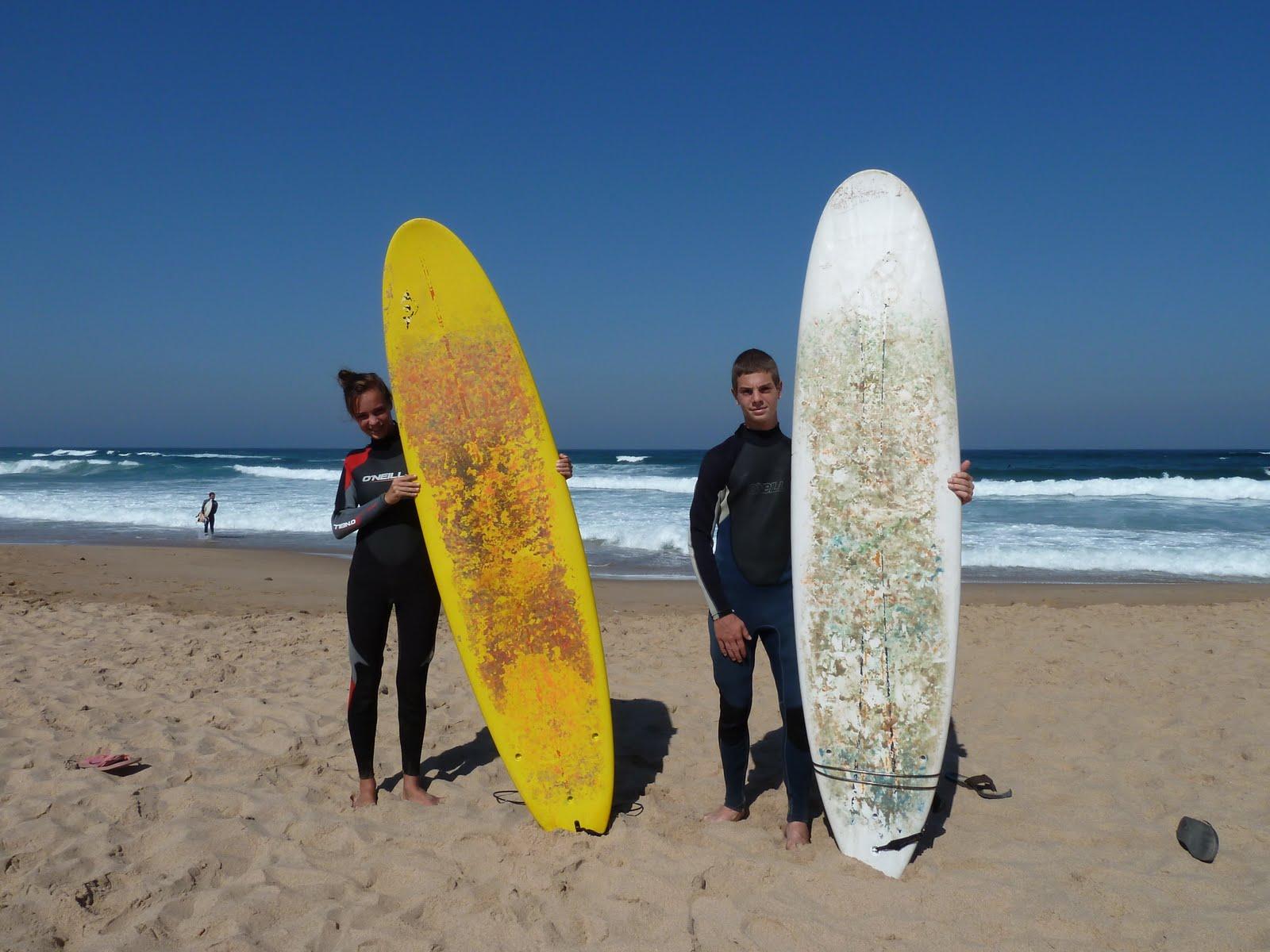 Amado Beach Portugal Surf Rental