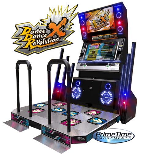 DDR for the Wii console is a great workout game and also great for beginners with the training mode. The game features a workout mode with an active counter for 4/4(47).