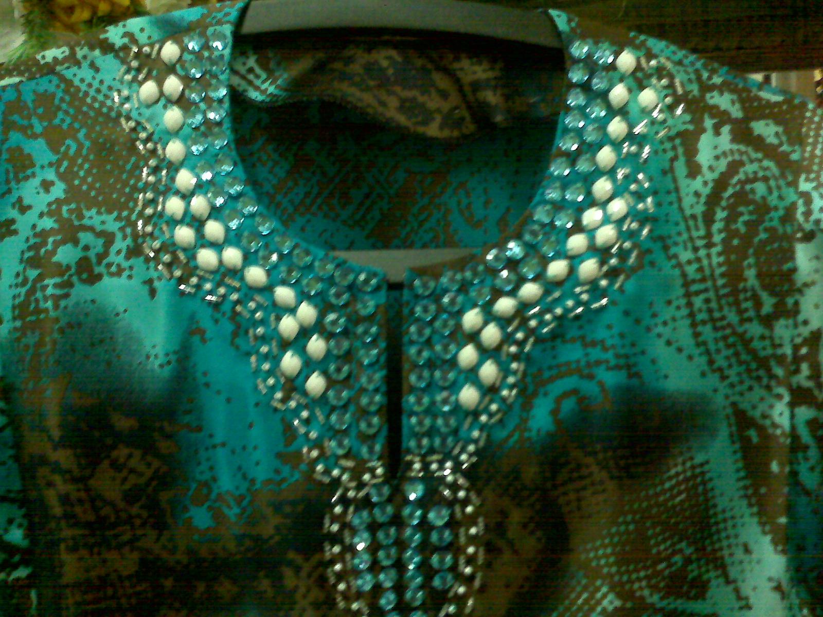 ... Contoh Jahitan Manik & Labuci (www.butikar-ra.blogspot.com