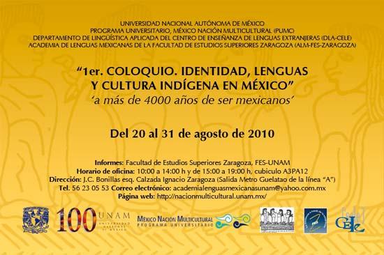 lenguas indigenas de mexico. CULTURA INDÍGENA EN MÉXICO