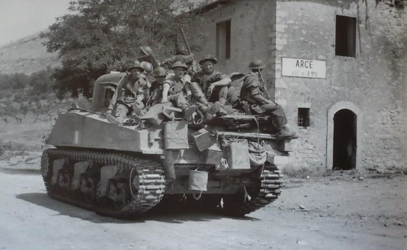imagenes de la batalla de montecassino