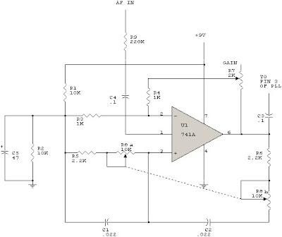With Sharp Cutoff Characteristics Of Active High Pass Filter Rc4558dn Circuit in addition Bandpass Filter together with Simple Notch Filter Uses Operational as well Octave Audio Equalizer Circuit besides Filters Filtros. on tunable audio notch filter circuit