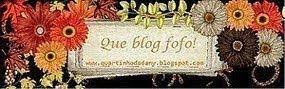 SELINHO+BLOG+FOFO O Blog ganhou mais um Selinho!