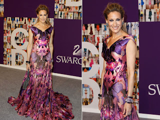 OSCAR+1+SARAH+JESSICA+PARKER O melhores looks do CFDA Fashion Awards 2010!