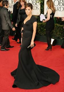 1 Eva Longoria no Golden Globe 2011
