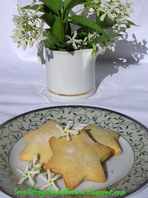 biscotti al gelsomino