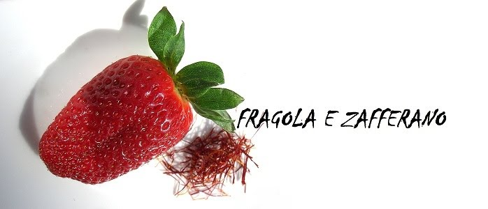 Fragola e Zafferano