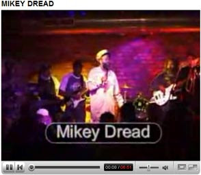 Mikey Dread Video