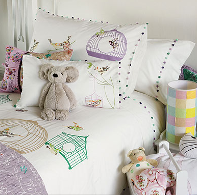 French atmosphere in decoration new spring collection of zara kids home - Zara home decoration ...